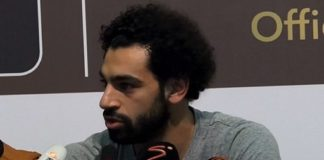 Mo Salah Egypt