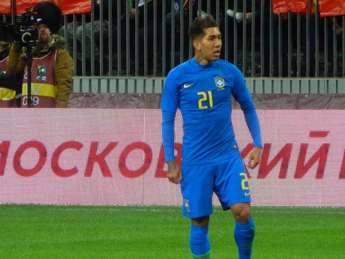 Roberto Firmino Brazil Liverpool