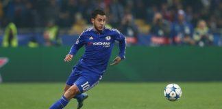 Eden Hazard Chelsea Belgium