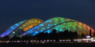 Fisht Stadium Russia