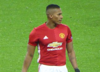 Antonio Valencia Man United