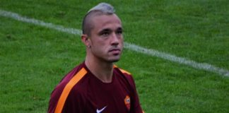 Radja Nainggolan AS Roma