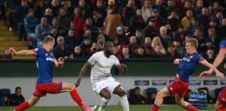 Romelu Lukaku Man United Belgium