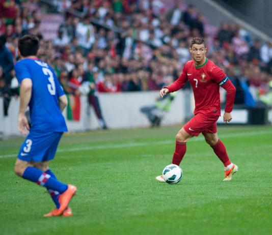 Ronaldo Juve shirt