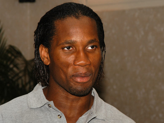 Didier Drogba's advice to Romelu Lukaku