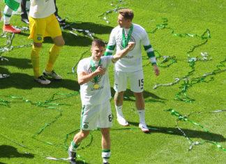 Kieran Tierney Celtic FC