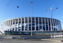Nizhny Novgorod Stadium Russia World Cup