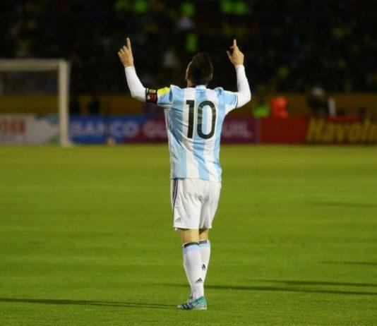 Lionel Messi Argentina Barcelona
