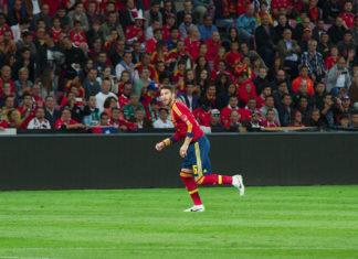 Sergio Ramos Spain Real Madrid