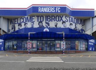 Graham Dorrans Rangers FC