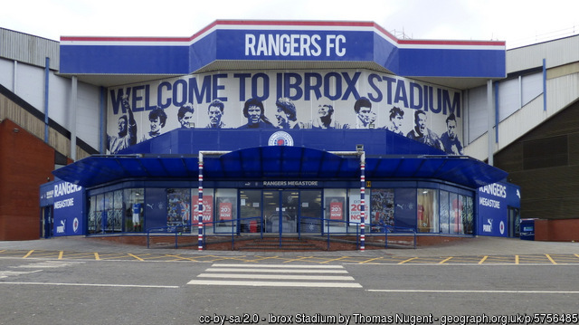 Rangers FC Connor Goldson