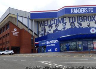 Jamie Murphy Rangers
