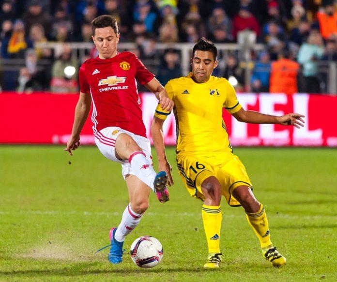 Ander Herrera Man United