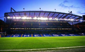 Frank Lampard Stamford Bridge Chelsea FC