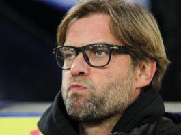 Jurgen Klopp Liverpool EPL