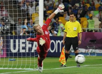Joe Hart Man United