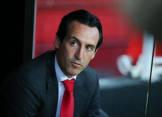 Unai Emery Everton