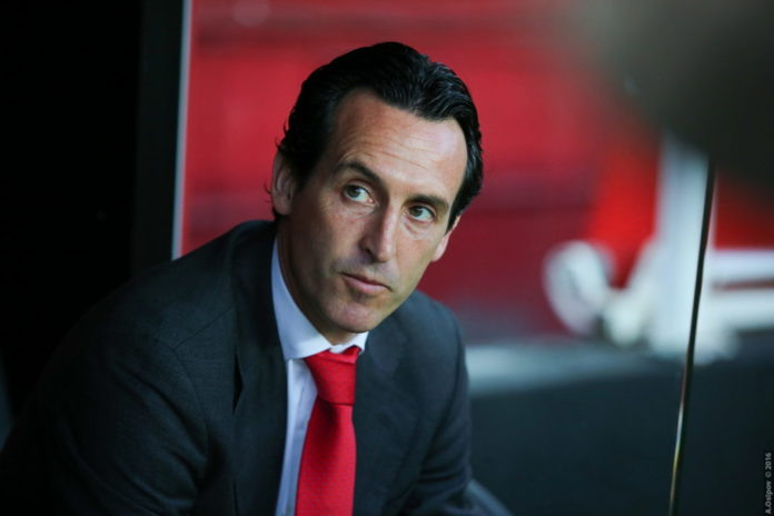 Unai Emery Arsenal news