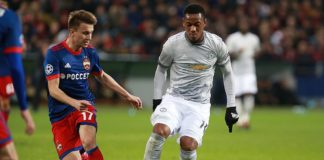 Anthony Martial Man United news