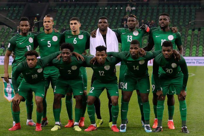 Nigeria kit world cup