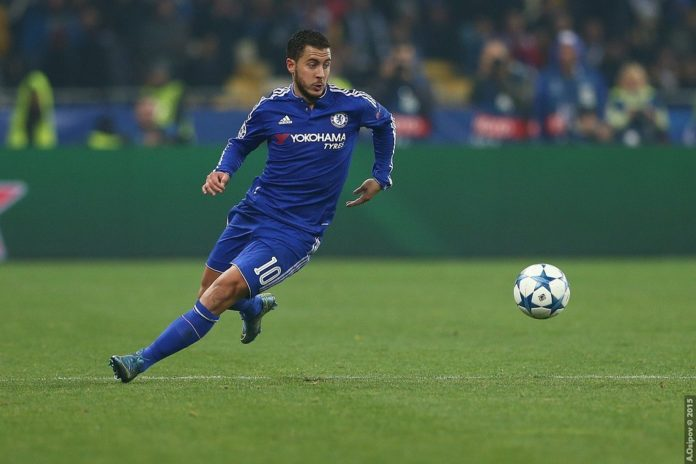 Eden Hazard Chelsea to Real Madrid