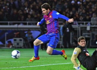 Lionel Messi Barcelona FIFA 20
