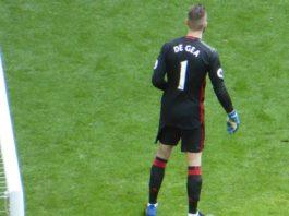 David De Gea Man United