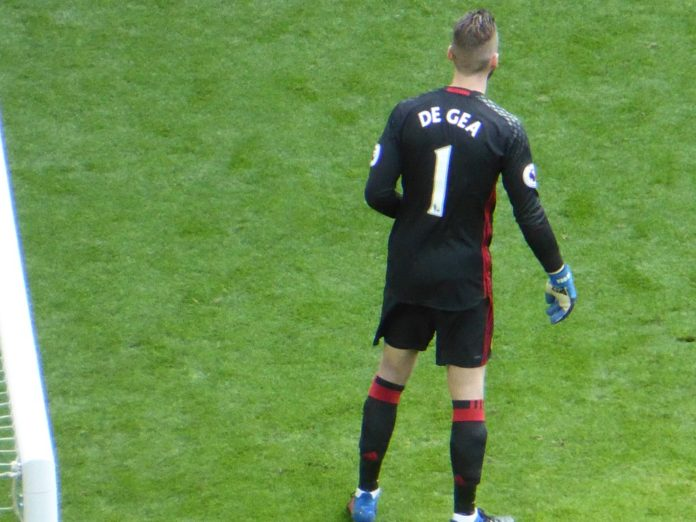 David De Gea Man United