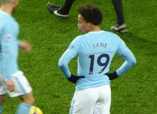Leroy Sane Man City news