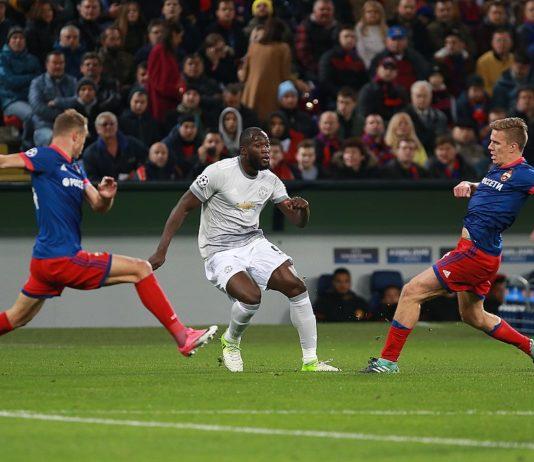 Romelu Lukaku Man United vs Barcelona