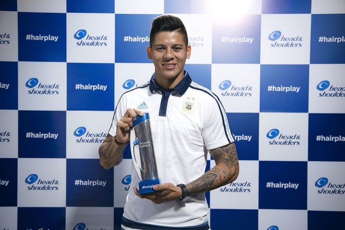 Marcos Rojo Man United Argentina