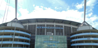 Manchester Derby Man City Premier League