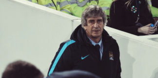 Pellegrini West Ham United Premier League