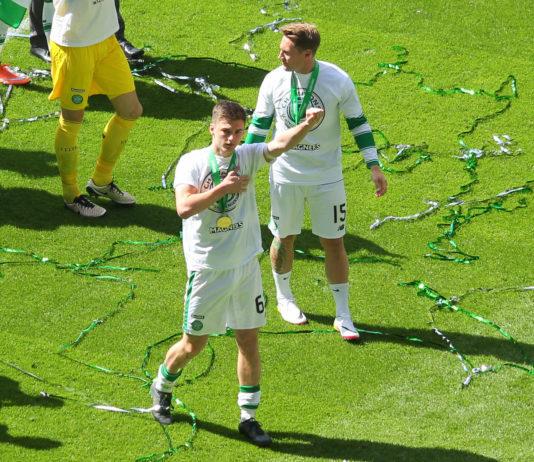 Kieran Tierney Celtic