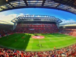Anfield Liverpool Premier League