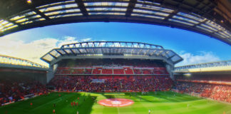 Anfield Liverpool Champions League