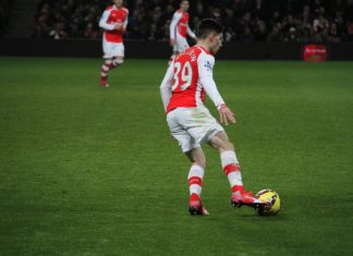Arsenal news Hector Bellerin Arsenal vs Aston Villa