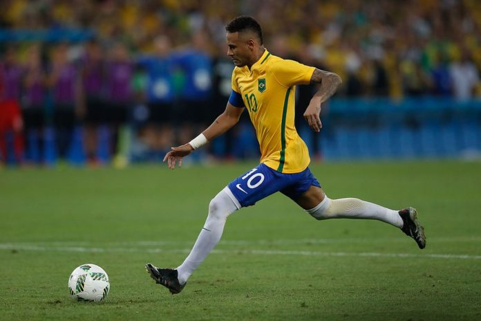 Neymar Jr rape allegations