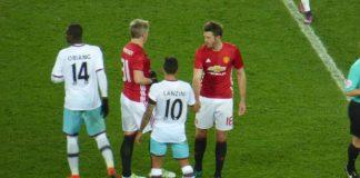 Manuel Lanzini West Ham United
