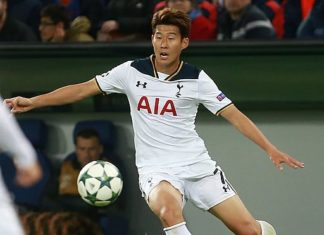 Son Heung-min Spurs