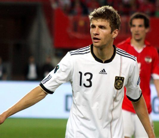 Thomas Muller football