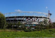West Ham United London Stadium