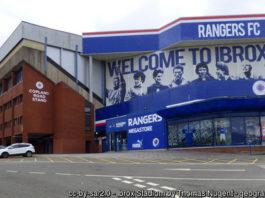 Rangers FC Lyle Taylor