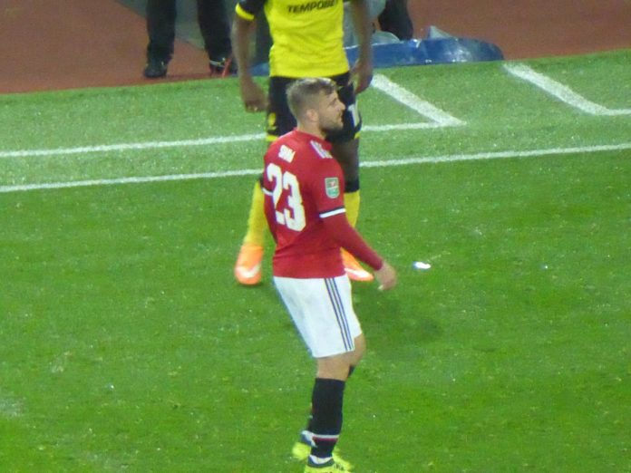 Man United Luke Shaw