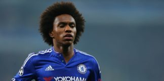 Chelsea news Willian Chelsea vs Newcastle United