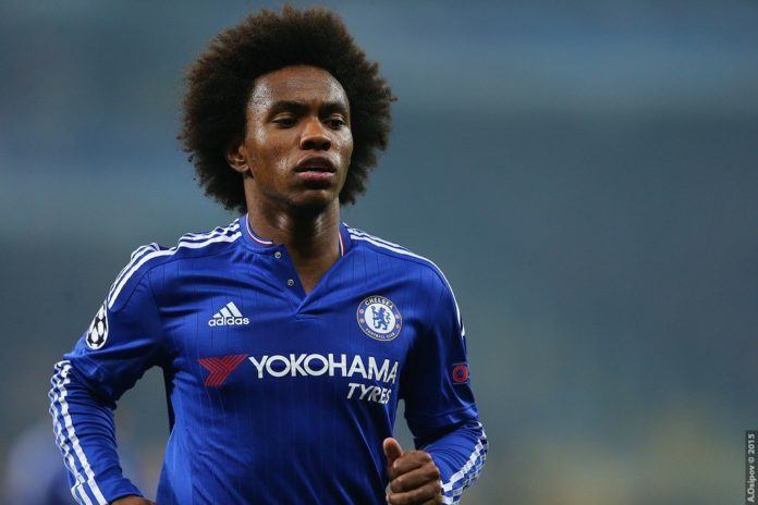 Chelsea news Willian