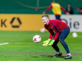 Jordan Pickford England and Everton