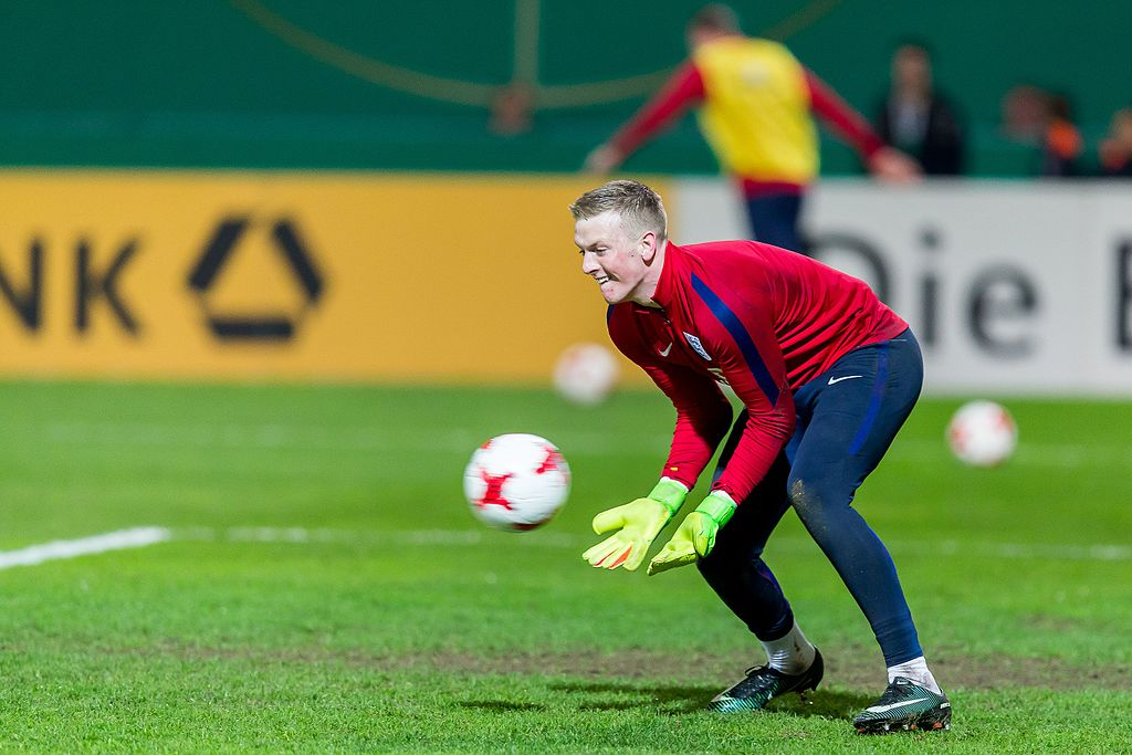 England v Czech Republic: Jordan Pickford defends form