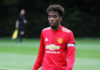 Angel Gomes Man United