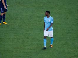 Man City Raheem Sterling Man City Manchester City Premier League
